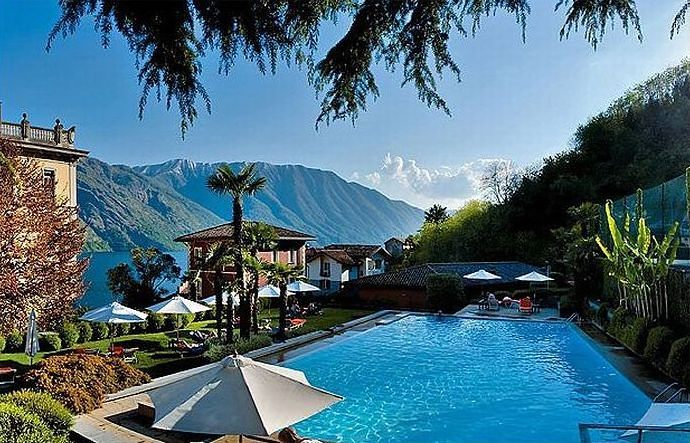 Λίμνη Κόμο: Το ξενοδοχείο που πρέπει να μείνεις