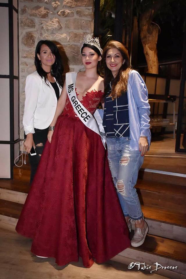 Κρητικιά καλλονή αναδείχτηκε «Μις Υφήλιος 2017» σε διαγωνισμό ομορφιάς στην Αμερική