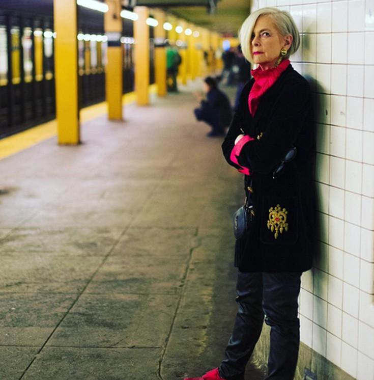 Πώς μία καθηγήτρια πανεπιστημίου έγινε μοντέλο στα 63 της