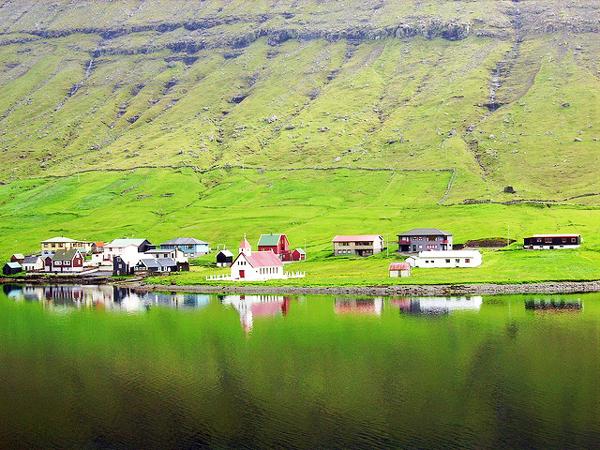 Saksun: Ένα χωριό βγαλμένο από σελίδα παραμυθιού!