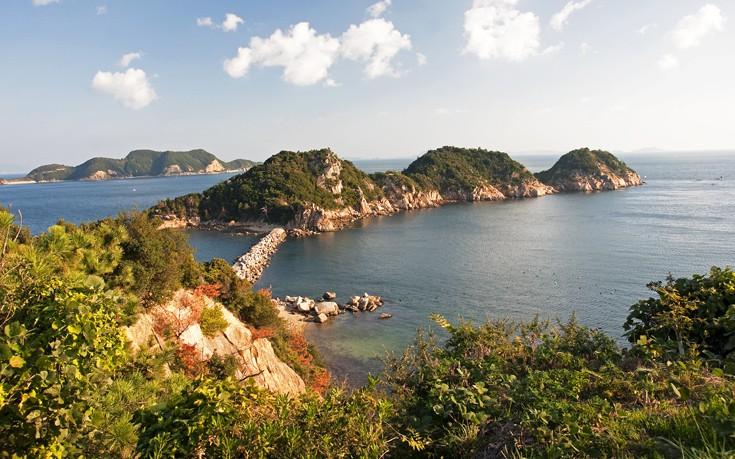 Το νησί της ελιάς στην μακρινή Ιαπωνία