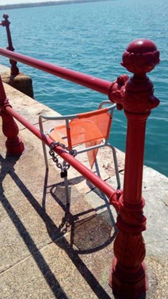 Απίστευτη πατέντα Θεσσαλονικιού για να ρεμβάζει στην παραλία