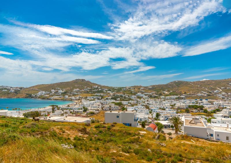 Ο Λαιμός θα γίνει νησί, ο Ορνός στη Μύκονο θα χαθεί -Τι θα συμβεί στην Ελλάδα λόγω κλιματικής αλλαγής
