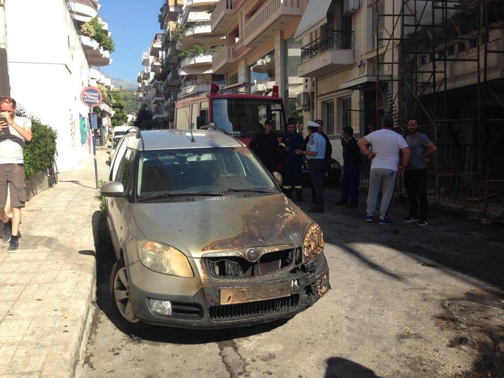 Vavel.gr | Τσακώθηκε με τη μητέρα του και της έκαψε το αυτοκίνητο