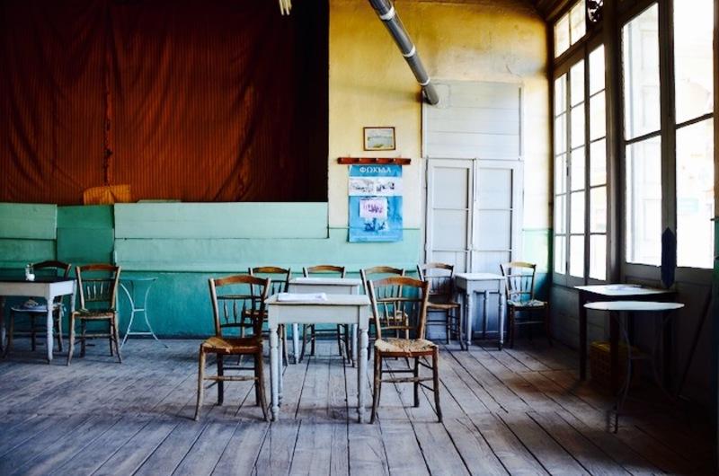 Στο ιστορικό αυτό καφενείο γυρίστηκε μια από τις μεγαλύτερες ταινίες του 20ου αιώνα