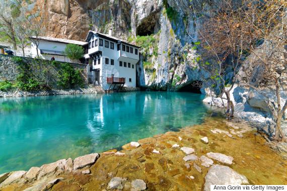 14 Μέρη στον κόσμο που δεν γνωρίζατε ότι υπάρχουν και ένας ελληνικός θησαυρός