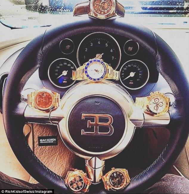 Σαμπάνιες και ακριβά αυτοκίνητα: Η καθημερινότητα των πλουσιόπαιδων του Instagram