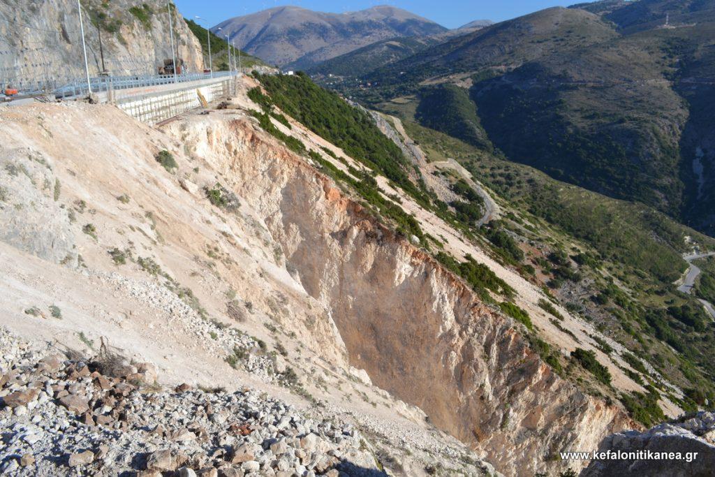 Χάρακας, η γέφυρα-θαύμα της μηχανικής στην Κεφαλονιά -Πάνω στο ενεργό σεισμικό ρήγμα