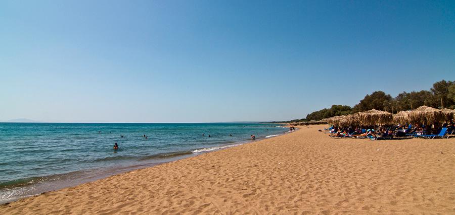 Κουρούτα: Ταξίδι στην παραλία που θα γυριστεί το Survival