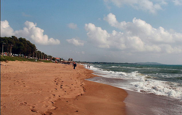 Vavel.gr | Κουρούτα: Ταξίδι στην παραλία που θα γυριστεί το Survival