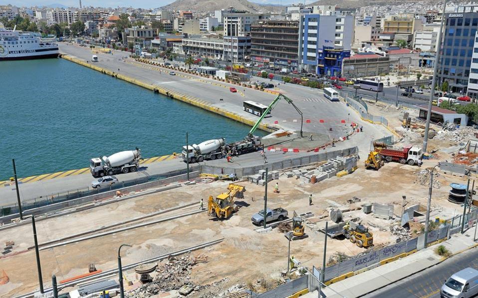 Στο λιμάνι του Πειραιά πλησιάζει το Μετρό - Θα βρίσκεται κάτω από την επιφάνεια της θάλασσας