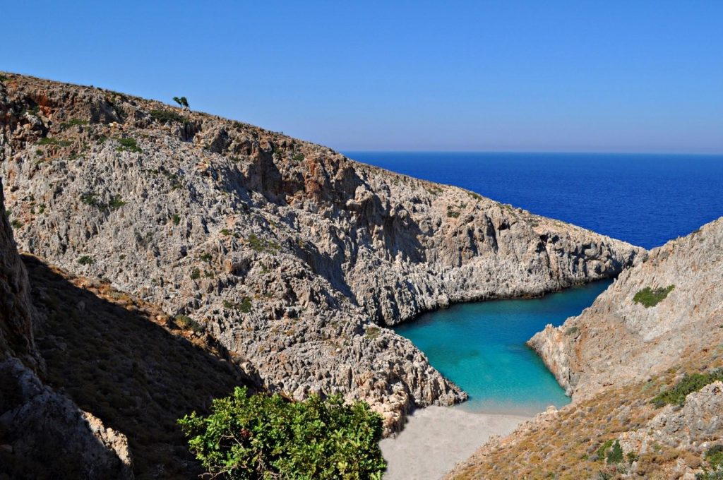 Vavel.gr | Η ονειρεμένη παραλία στα Χανιά που ελάχιστοι γνωρίζουν