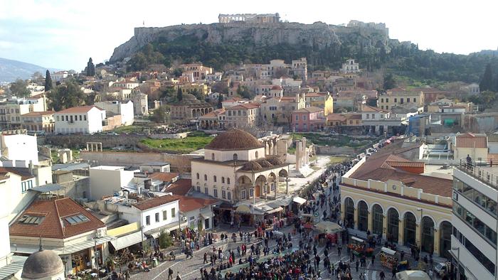 Vavel.gr | Από πού προέρχεται το όνομα 20 συνοικιών της Αθήνας