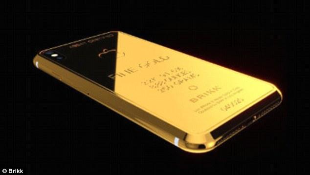 Αυτό το iPhone X θα κοστίζει 58.000 ευρώ