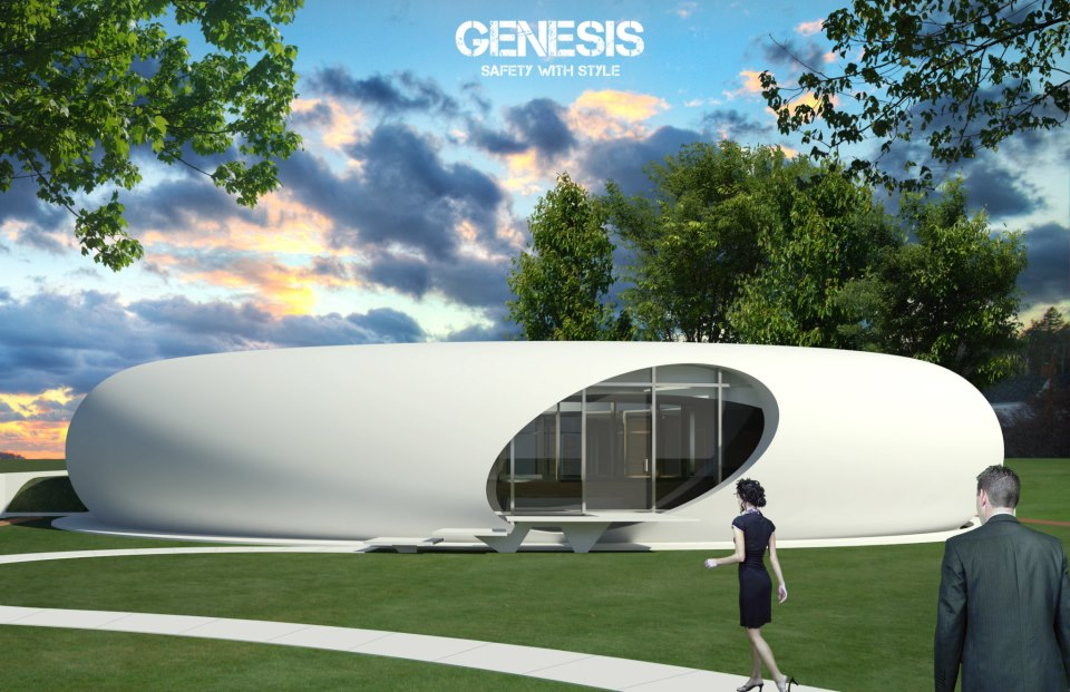 Vavel.gr | 12 Σπίτια καταφύγια που μπορείτε να περιμένετε με άνεση το τέλος του κόσμου