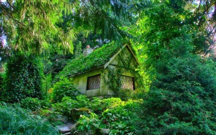 Σπίτια που σίγουρα δε βλέπεις συχνά!