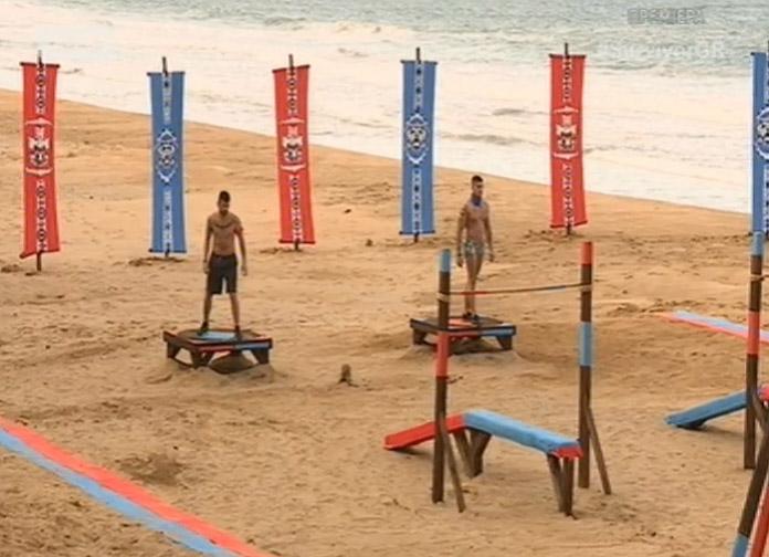 Vavel.gr | «Survivor 2»: Εντυπωσιακή πρεμιέρα με νίκη θρίλερ των Μαχητών στο πρώτο αγώνισμα!