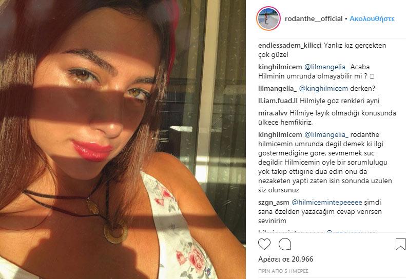 Vavel.gr | Θραύση κάνει στην Τουρκία η Ροδάνθη!